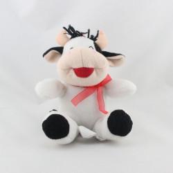 Doudou vache blanche noir ELUZ