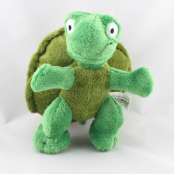Doudou tortue verte CREDIT MUTUEL