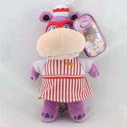 Doudou Doc McStuffins hippopotame DISNEY JUNIOR