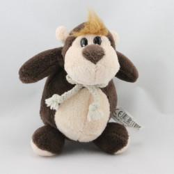 Doudou singe marron CMP