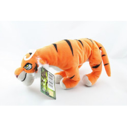Doudou Peluche tigre Shere Khan Le Livre de la Jungle DISNEY NICOTOY