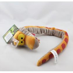 Peluche serpent KAA le livre de la jungle DISNEY NICOTOY