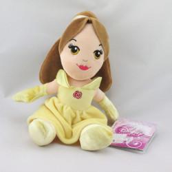Doudou peluche poupée Princesse La Belle et la Bête DISNEY NICOTOY