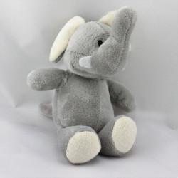 Doudou elephant gris GMBH