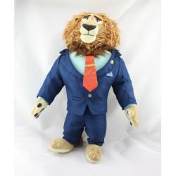 Peluche lion Leodore Lionheart Zootopie DISNEY STORE
