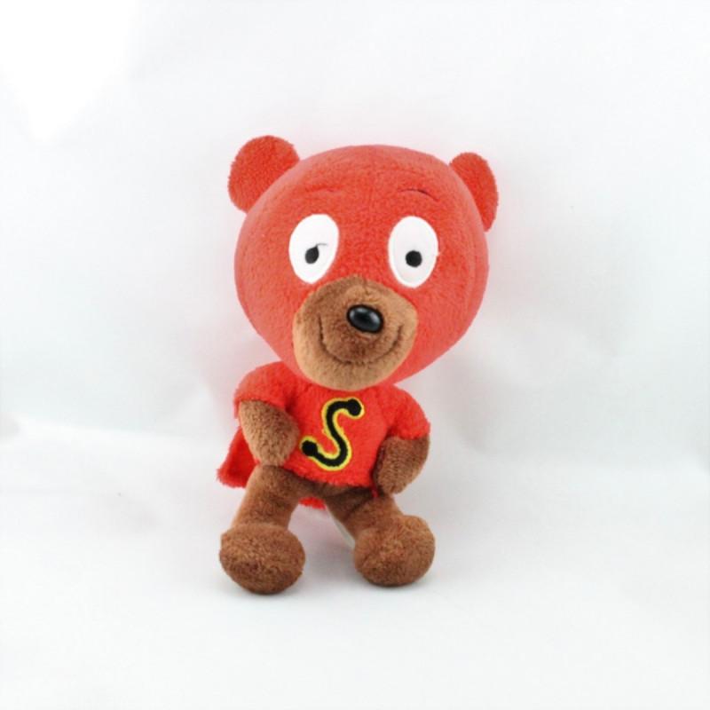 Doudou peluche petit héros SamSam BAYARD 2000