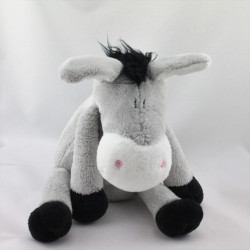 Doudou ane cheval gris Corsica