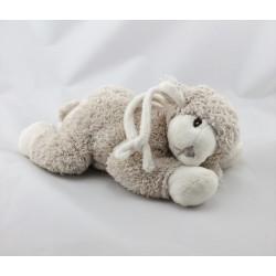 Doudou musical mouton beige BUKOWSKI