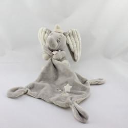 Doudou Dumbo l'éléphant mouchoir DISNEY NICOTOY