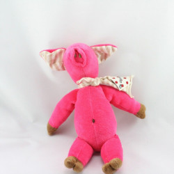 Doudou cochon rose on chuchote BLANCHET
