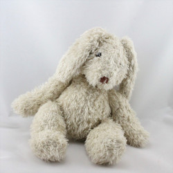 Doudou lapin beige MOULIN ROTY