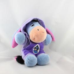 Doudou Bourriquet combinaison pyjama mauve violet DISNEY