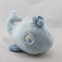 Doudou baleine bleu ORCHESTRA