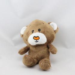 Doudou ours marron Mon premier Sent bon