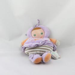 Doudou et compagnie Les Bouilles bébé d'amour