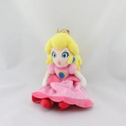 Peluche Princesse Peach Super Mario NINTENDO 2012