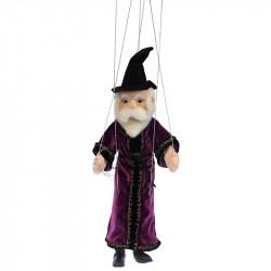 Marionnette à fils Peluche Magicien THE PUPPET COMPAGNY