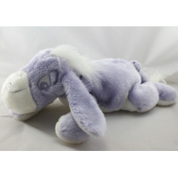 Peluche Bourriquet mauve brillant DISNEY