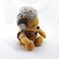 Peluche Winnie l'ourson déguisé Frontier Pooh Collection Disney