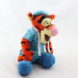 Doudou Tigrou déguisé en medecin chirurgien Collection Disney