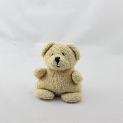 Mini Doudou ours beige ABSORBA