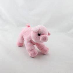 Peluche cochon rose AURORA