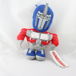 Peluche robot Optimus Prime Transformers Play by Play