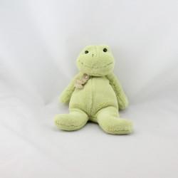 Doudou grenouille HISTOIRE D'OURS