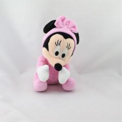 Doudou bébé minnie pyjama rose DISNEY SIMBA TOYS