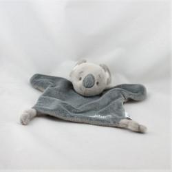 Doudou plat koala gris MODILAC 2
