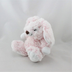 Doudou lapin rose tout doux GIPSYY