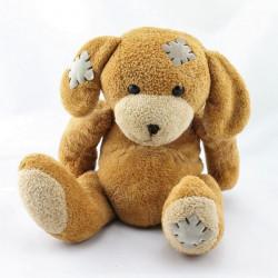 Doudou chien marron CP INTERNATIONAL