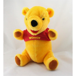 PelAncienne Peluche Winnie l'ourson Disney 1988