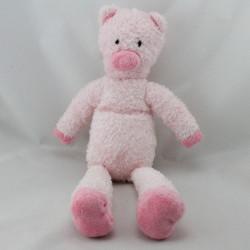 Doudou cochon rose TEDDYKOMPANIET