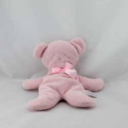 Doudou ours rose BABY CUDDLES