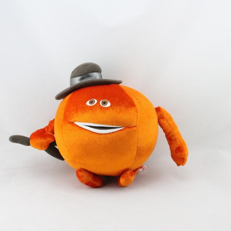 Peluche Oasis Orange Presslé MRS PRODUCTION