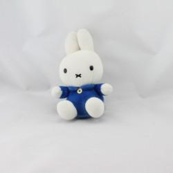 Doudou lapin bleu blanc GIMMICKS