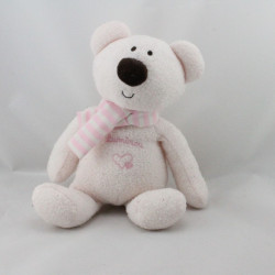 Doudou koala rose Luminou JEMINI