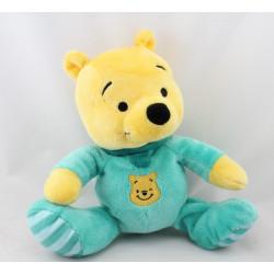 Doudou Winnie l'Ourson en pyjama vert DISNEY NICOTOY