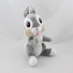 Doudou lapin gris Pan-pan Panpan l'ami de Bambi DISNEY