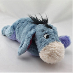 Peluche Bourriquet bleu allongé DISNEY