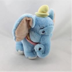 Peluche éléphant bleu Dumbo DISNEYLAND