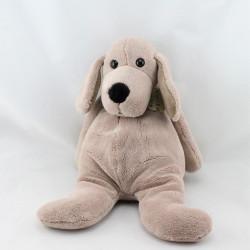 Doudou chien marron HISTOIRE D'OURS