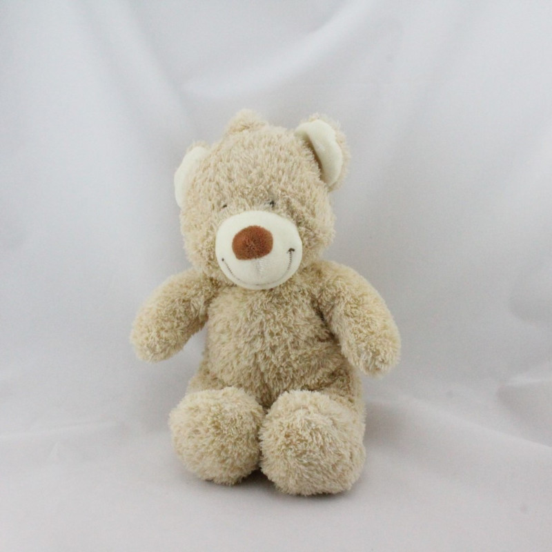 Doudou Musical ours beige TEX