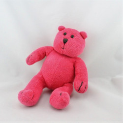 Doudou ours rose BABY GAP