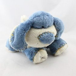 Doudou chien bleu ITSIMAGICAL