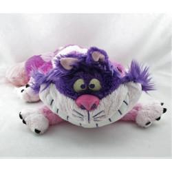 Peluche chat du Cheshire Alice aux pays des merveilles DISNEY 30 cm