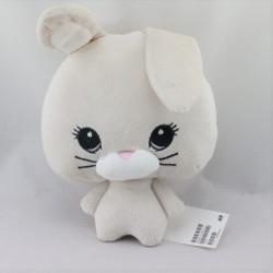 Doudou lapin blanc écru H ET M H.M H&M