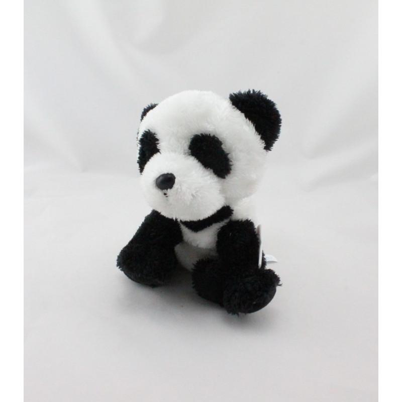 Doudou panda noir blanc PIPPINS