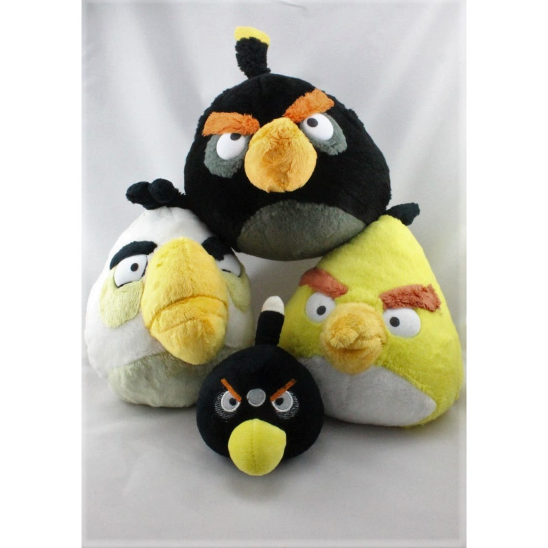 Peluche oiseau ANGRY BIRDS